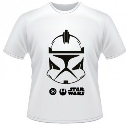 Star wars clone trooper design T shirt or Hoodie