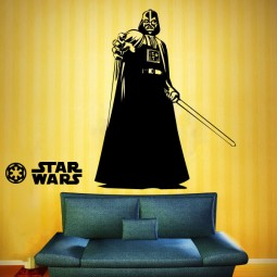 Star Wars Darth Vador massive wall sticker!