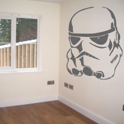 Star Wars Stormtrooper  wall sticker