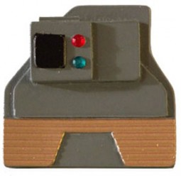 Star Trek Cortical Stimulator 1:1 scale movie prop