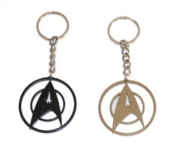 star trek keyring