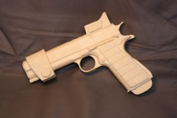 Serenity resin prop pistol resin prop kit.