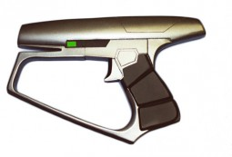 Maquis or Suliban phaser prop from Star Trek Enterprise and ds9