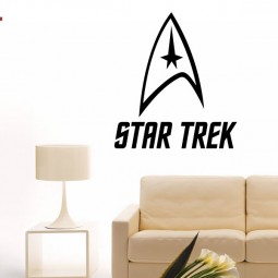 Star Trek TOS Original Logo wall sticker