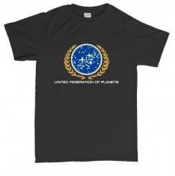 United federation of planets tshirt