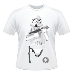 Star Wars Stormtrooper inspired T-shirt or Hoodie