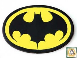 Batman 1989 3D Bat symbol prop!