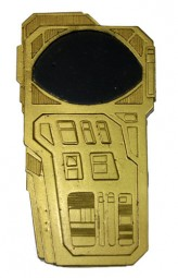 Star trek Cardassian PADD Very rare communicator from DS9