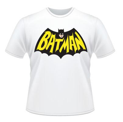 Batman colour t shirt