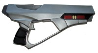 Star trek Maquis Rifle heavy resin prop! 15in long!
