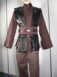 Star Wars Anakin Full costume Robe,Tunic and Belt