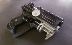 Fifth element Korban Dallas prop pistol movie replica